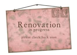 Renovation is still in progress